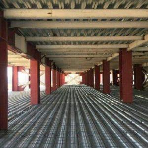 سقف های مرکب عرشه فولادی