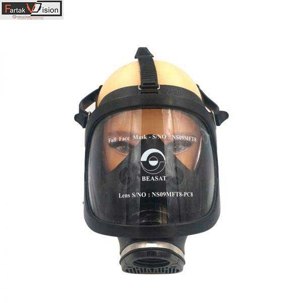ماسک ایمنی بعثت مدل NS09MFT8