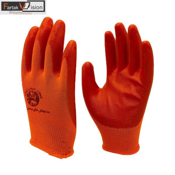 دستکش ایمنی دماوند صنعت ارس مدل 1