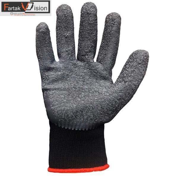 دستکش ایمنی استاد کار مدل zb