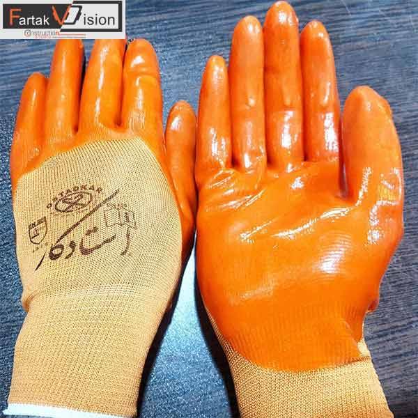دستکش ایمنی استاد کار کد O34